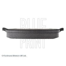 BLUE PRINT Bremsbelagsatz, Scheibenbremse 3D0698451 für VW, AUDI, SKODA, SEAT bestellen