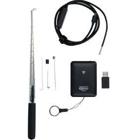550.7520 Videoendoscopio con accessori di KS TOOLS attrezzi di qualità