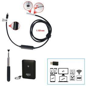 Videoendoscopio con accessori 550.7540 KS TOOLS