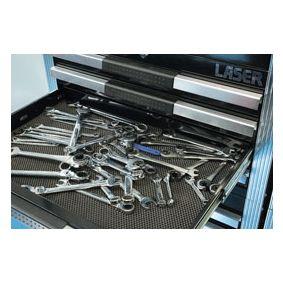 6208 Conjunto de divisores, gaveta (carro de ferramentas) de LASER TOOLS ferramentas de qualidade