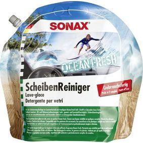 SONAX Средство за почистване, система за почистване на стъклата 03884410