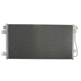 THERMOTEC Kondensator, Klimaanlage 7701049665 für OPEL, RENAULT, NISSAN, VOLVO, VAUXHALL bestellen