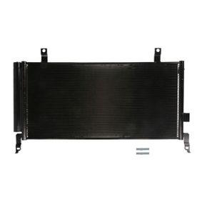 Kondensator, Klimaanlage THERMOTEC Art.No - KTT110627 OEM: 73210SG000 für VOLVO, SUBARU, BEDFORD kaufen
