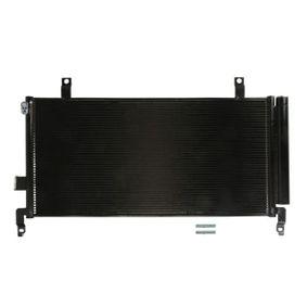 THERMOTEC Kondensator, Klimaanlage 73210SG000 für VOLVO, SUBARU, BEDFORD bestellen