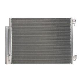 THERMOTEC Kondensator, Klimaanlage 4535000054 für MERCEDES-BENZ, RENAULT, SMART bestellen