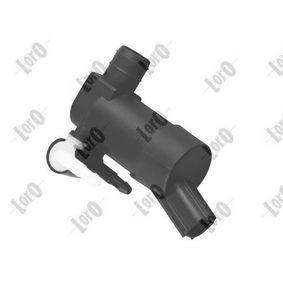 Bomba de limpiaparabrisas ABAKUS (103-02-011) para FORD MONDEO precios
