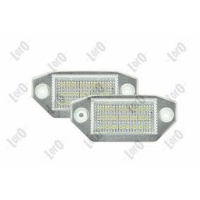 ABAKUS Kennzeichenbeleuchtung L17-210-0005LED