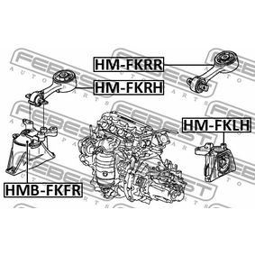 Engine mount HM-FKLH FEBEST