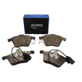 QUARO Bremsbelagsatz, Scheibenbremse 4F0698151B für VW, AUDI, SKODA, SEAT bestellen