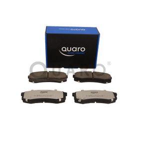 QUARO Bremsbelagsatz, Scheibenbremse 0446660010 für TOYOTA, SUZUKI, LEXUS, WIESMANN, SATURN bestellen