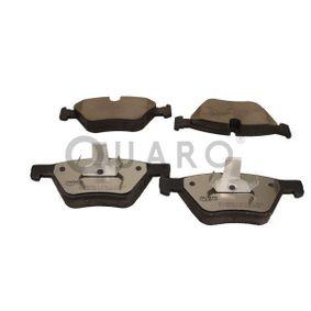 Bremsbelagsatz, Scheibenbremse QUARO Art.No - QP0556C OEM: 34116797859 für BMW kaufen