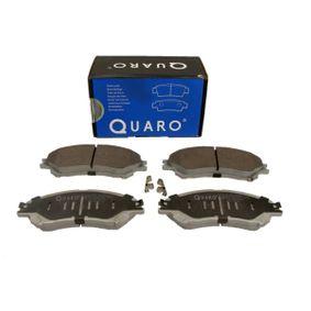 QUARO Bremsbelagsatz, Scheibenbremse 5581061M50 für SUZUKI, SATURN bestellen