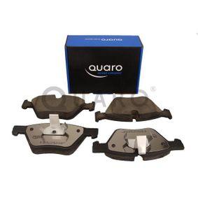 QUARO Bremsbelagsatz, Scheibenbremse 34116777772 für BMW, ALPINA bestellen