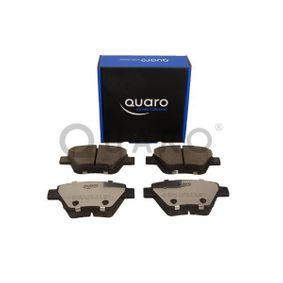 QUARO Bremsbelagsatz, Scheibenbremse 8P0098601P für VW, AUDI, SEAT, HONDA, SATURN bestellen