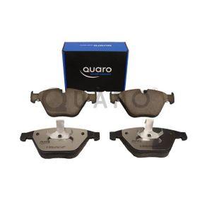 QUARO Bremsbelagsatz, Scheibenbremse 34116794916 für BMW bestellen