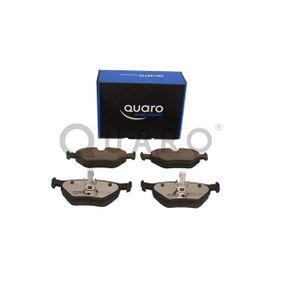 QUARO Bremsbelagsatz, Scheibenbremse 34212157574 für BMW, ROVER bestellen