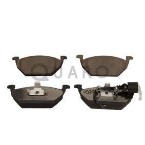 Bremsbelagsatz, Scheibenbremse QUARO Art.No - QP2226C OEM: JZW698151 für VW, AUDI, SKODA, SEAT, SMART kaufen