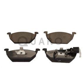 Bremsbelagsatz, Scheibenbremse QUARO Art.No - QP2226C OEM: 8Z0698151A für VW, AUDI, SKODA, SEAT kaufen