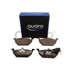 QUARO Bremsbelagsatz, Scheibenbremse JZW698151 für VW, AUDI, SKODA, SEAT, SMART bestellen