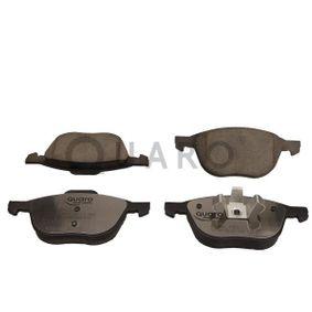 Bremsbelagsatz, Scheibenbremse QUARO Art.No - QP2248C kaufen