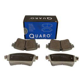 QUARO Kit de plaquettes de frein, frein à disque 8W0698451N pour VOLKSWAGEN, AUDI, SEAT, SKODA acheter