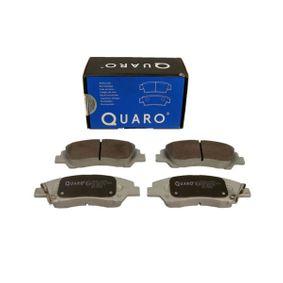 QUARO Bremsbelagsatz, Scheibenbremse 58101B4A00 für HYUNDAI, CITROЁN, KIA bestellen