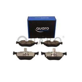 QUARO Bremsbelagsatz, Scheibenbremse 34211163395 für BMW, MINI, SAAB, ROVER, MG bestellen