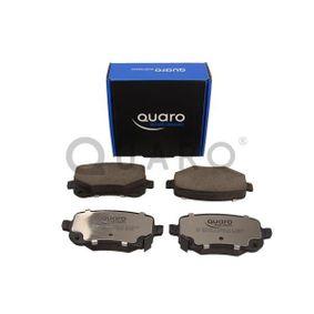 QUARO Bremsbelagsatz, Scheibenbremse 68029887AA für MERCEDES-BENZ, FIAT, ALFA ROMEO, JEEP, CHRYSLER bestellen