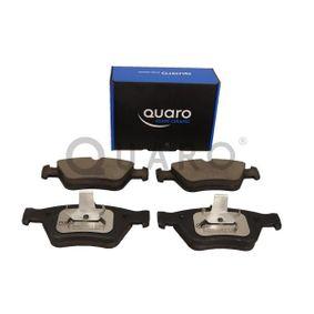 QUARO Bremsbelagsatz, Scheibenbremse A0024204420 für MERCEDES-BENZ, MITSUBISHI, DAIMLER bestellen