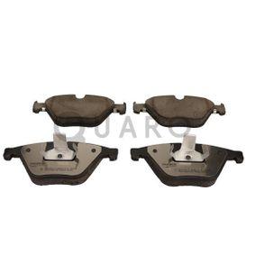 Bremsbelagsatz, Scheibenbremse QUARO Art.No - QP3570C OEM: 34116775314 für BMW, JAGUAR kaufen