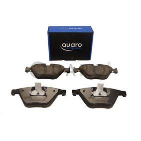 QUARO Bremsbelagsatz, Scheibenbremse 34116775314 für BMW, JAGUAR bestellen