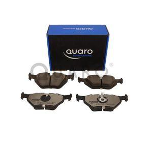 QUARO Bremsbelagsatz, Scheibenbremse 34212157621 für BMW bestellen