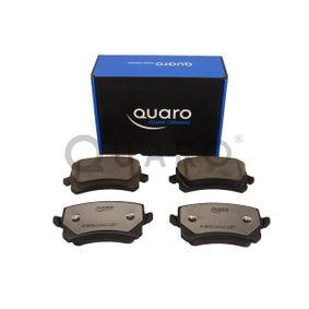 QUARO Bremsbelagsatz, Scheibenbremse JZW698451D für VW, AUDI, SKODA, SEAT bestellen