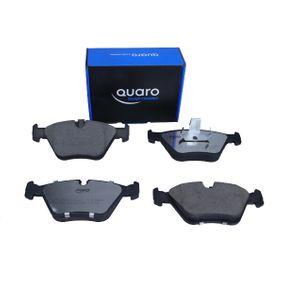 Bremsbelagsatz, Scheibenbremse QUARO Art.No - QP5211C OEM: 34111163953 für BMW kaufen