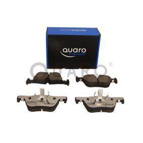 QUARO Bremsbelagsatz, Scheibenbremse 34216873093 für BMW, FORD, MINI, ALPINA bestellen