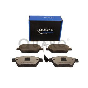 QUARO Bremsbelagsatz, Scheibenbremse 77366134 für FIAT, SUZUKI, ALFA ROMEO, LANCIA bestellen