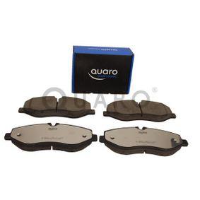 QUARO Bremsbelagsatz, Scheibenbremse 4474200220 für MERCEDES-BENZ bestellen