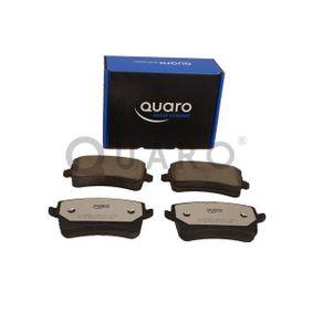 QUARO Bremsbelagsatz, Scheibenbremse 8K0098601F für VW, AUDI, SATURN bestellen