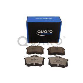 QUARO Bremsbelagsatz, Scheibenbremse 1H0698451H für VW, AUDI, PEUGEOT, SKODA, SEAT bestellen