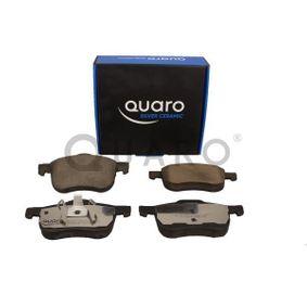 QUARO Bremsbelagsatz, Scheibenbremse 30769122 für VOLVO, SATURN bestellen
