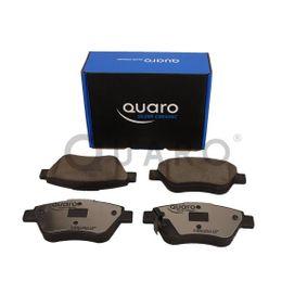QUARO Bremsbelagsatz, Scheibenbremse 77364517 für FIAT, ALFA ROMEO, LANCIA, ABARTH bestellen