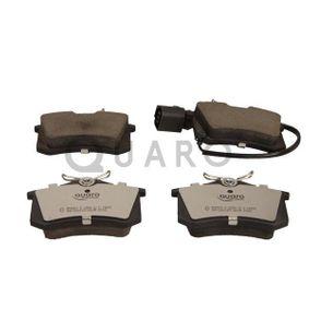 Bremsbelagsatz, Scheibenbremse QUARO Art.No - QP8041C OEM: JZW698451F für VW, AUDI, SKODA, SEAT kaufen