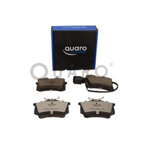 QUARO Bremsbelagsatz, Scheibenbremse JZW698451F für VW, AUDI, SKODA, SEAT bestellen