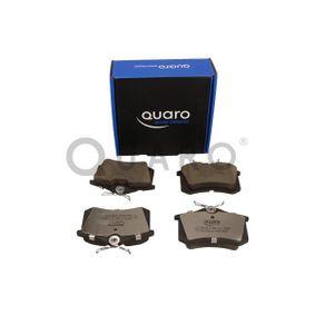 QUARO Bremsbelagsatz, Scheibenbremse E172204 für PEUGEOT, CITROЁN, PIAGGIO, DS bestellen