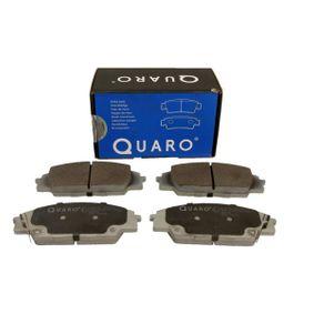 Disk pads QP8493 QUARO