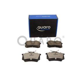 QUARO Bremsbelagsatz, Scheibenbremse 6025371650 für VW, AUDI, FORD, RENAULT, SKODA bestellen