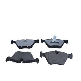 QUARO Bremsbelagsatz, Scheibenbremse 34111163387 für BMW bestellen