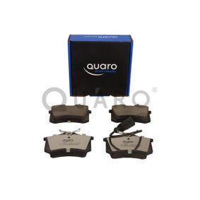 QUARO Bremsbelagsatz, Scheibenbremse 6Q0698451 für VW, AUDI, SKODA, SEAT, HONDA bestellen
