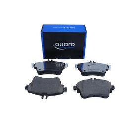 Bremsbelagsatz, Scheibenbremse QUARO Art.No - QP9763C OEM: A0084200420 für MERCEDES-BENZ kaufen
