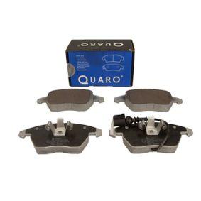 QUARO Bremsbelagsatz, Scheibenbremse 3C0698151A für VW, AUDI, SKODA, SEAT, PORSCHE bestellen